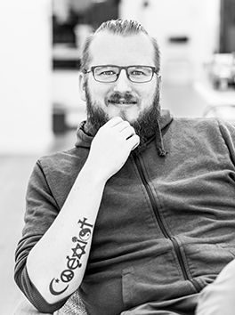 Teambild Marcel