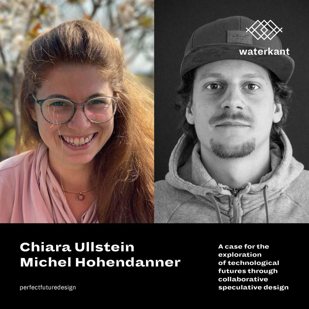Chiara Ullstein & Michel Hohendanner | A case for the exploration of technological future through collaborative speculative design
