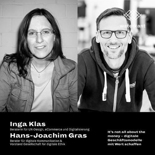 Inga Klas & Hans-Joachim Gras | It's not all about the money – digitale Geschäftsmodelle mit Wert schaffen